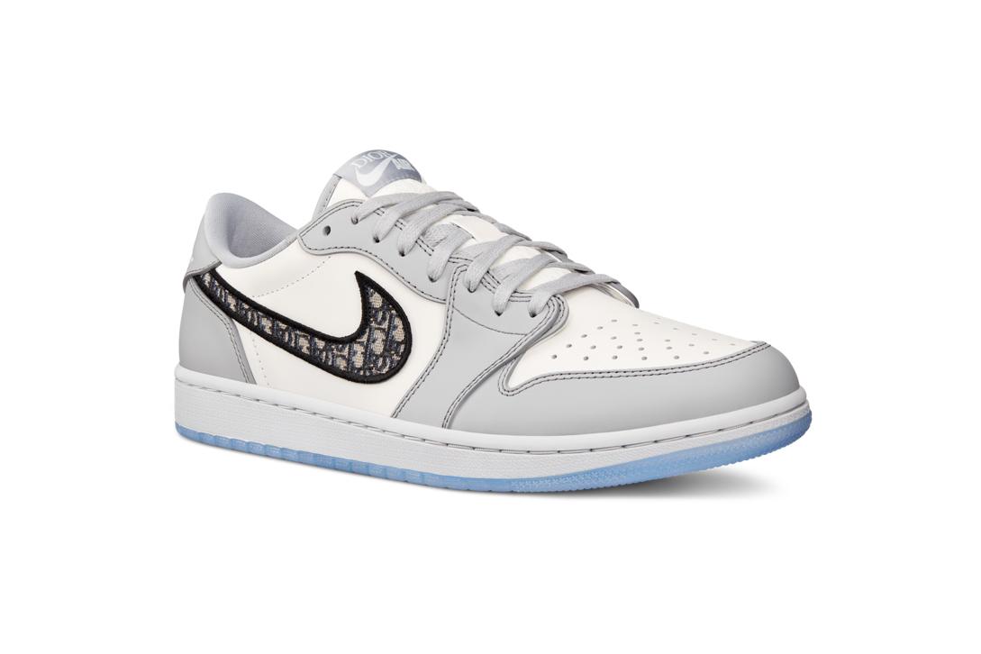 Air Jordan 1 Low Dior Sneakers