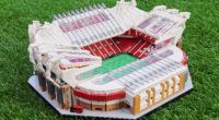 LEGO Creator Expert Old Trafford Stadium Set