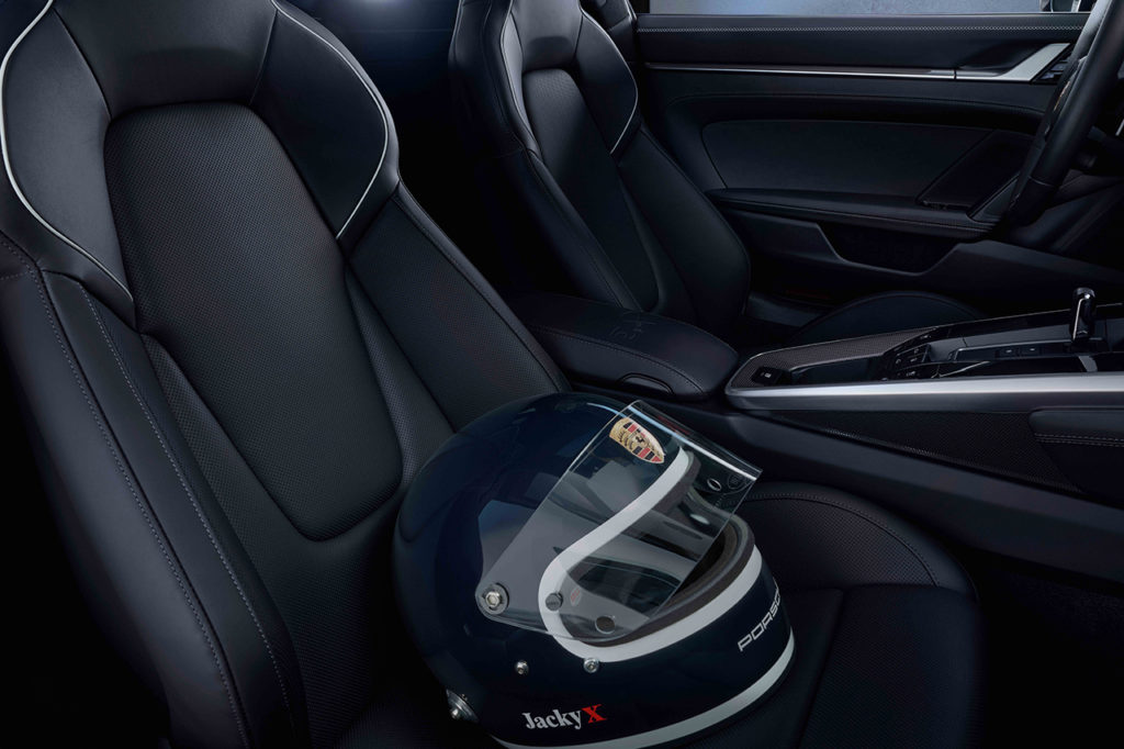 Porsche Carrera 4S Belgian Legend Edition