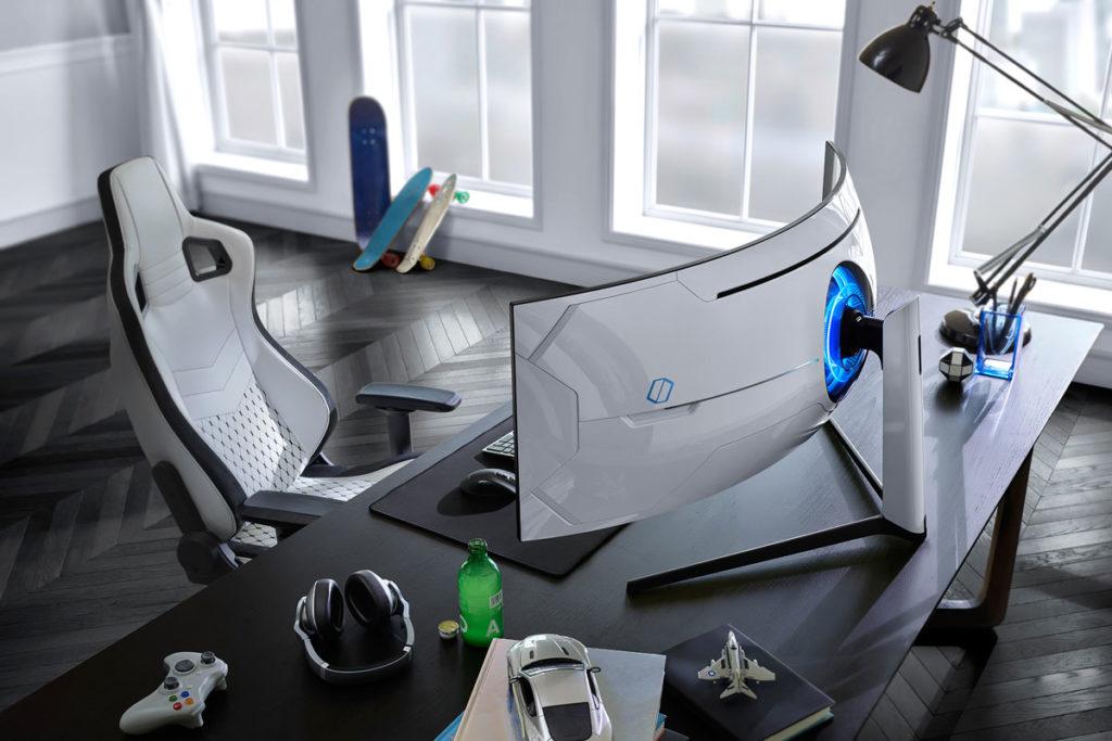 Samsung 49 inch QLED Odyssey G9 Oyun Monitörü
