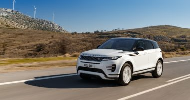 Yeni Range Rover Evoque