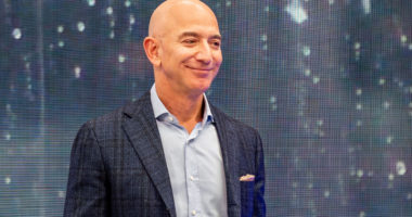 Jeff Bezos - Bezos Earth Fund