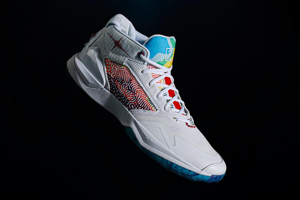 New Balance KAWHI Signature Sneaker
