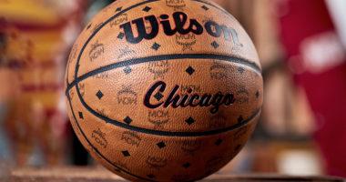 MCM Wilson Chicago Basketball