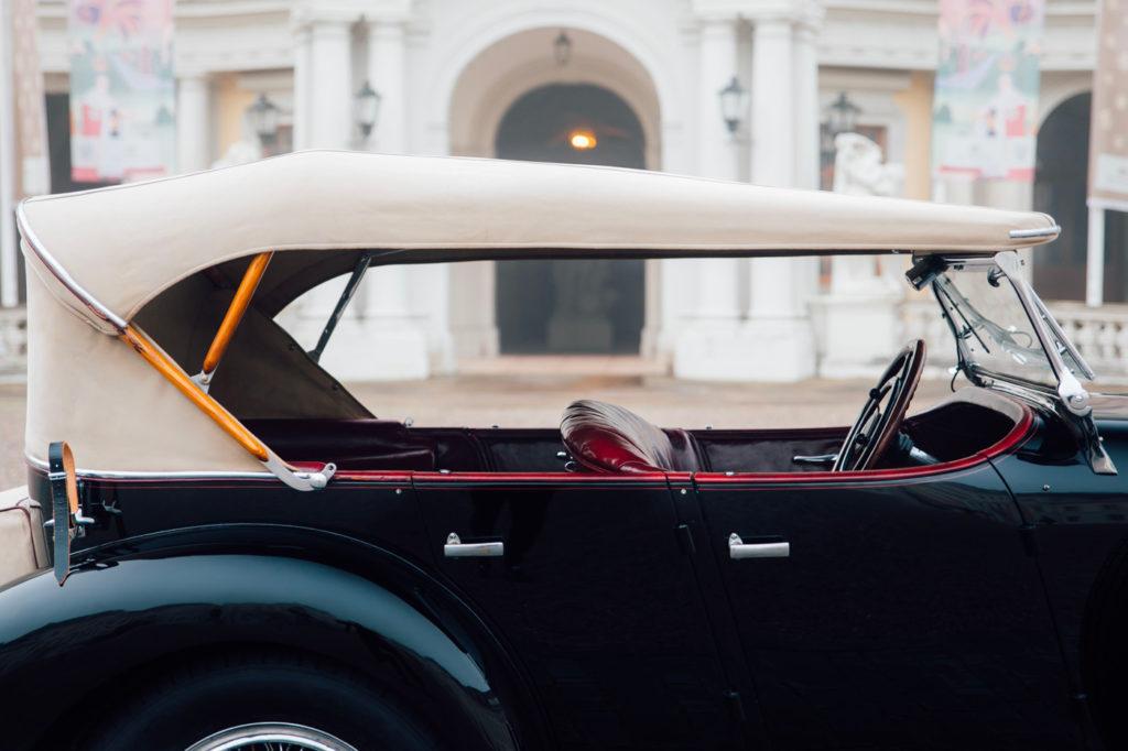 1929 Mercedes-Benz 710 SS