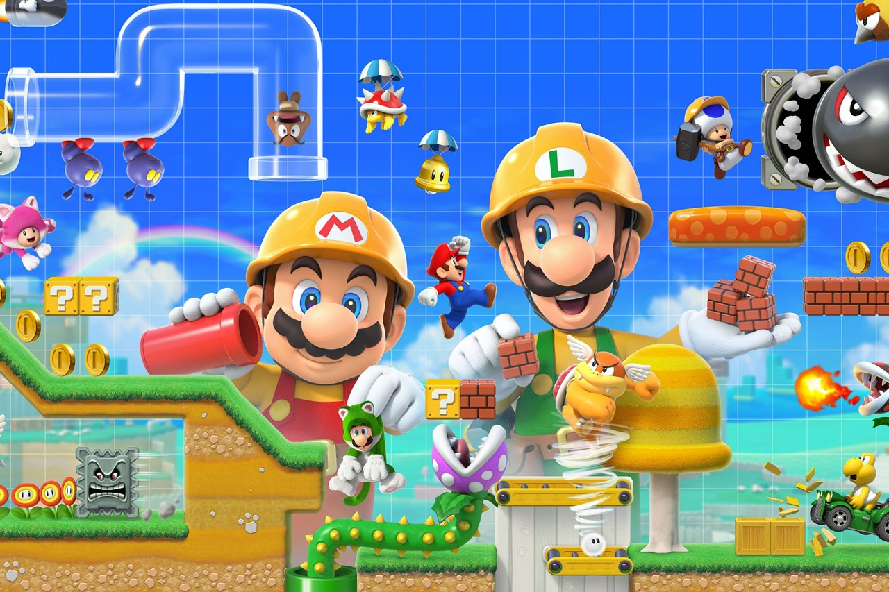 LEGO Nintendo Mario