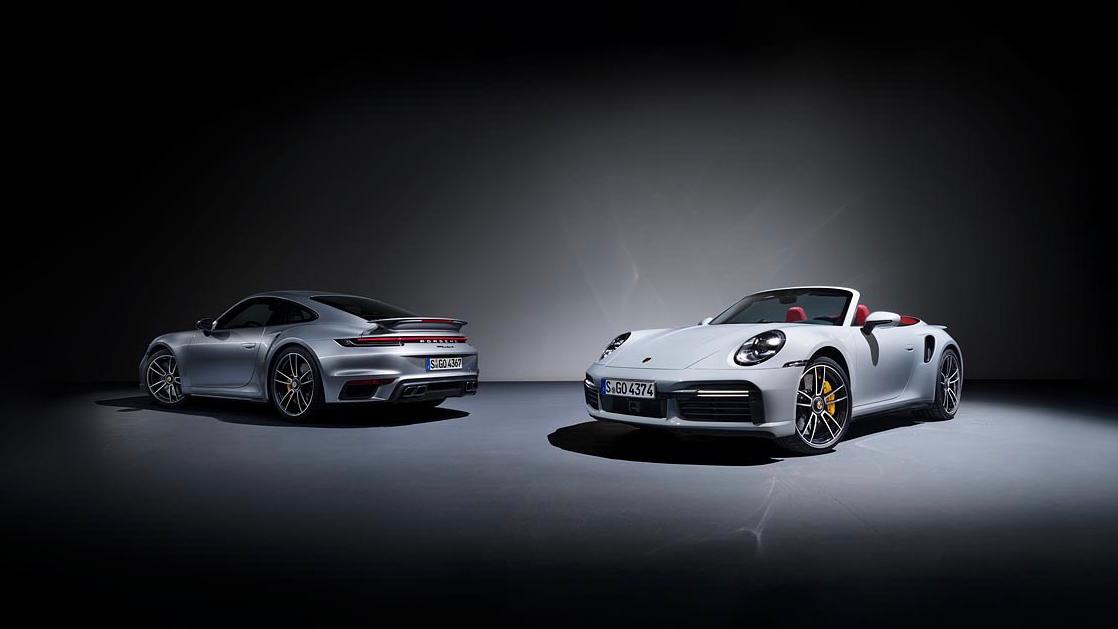Porsche Carrera 911 Turbo S