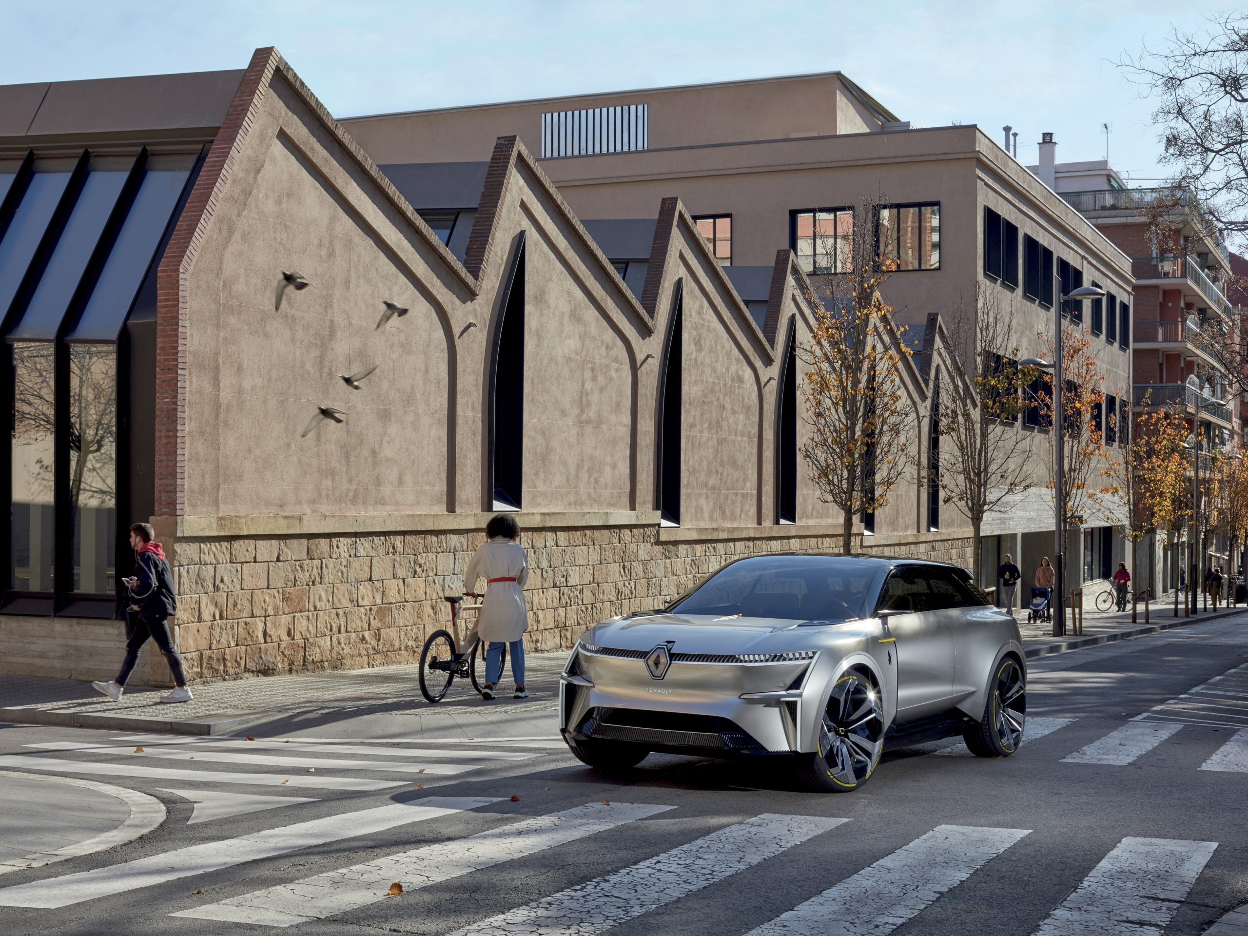 Renault Concept EV MORPHOZ