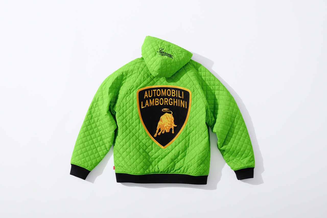Automobili Lamborghini x Supreme Collection