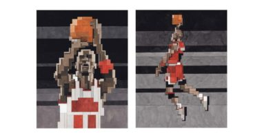 Adam Lister Michael Jordan